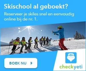 Boek online je skischool