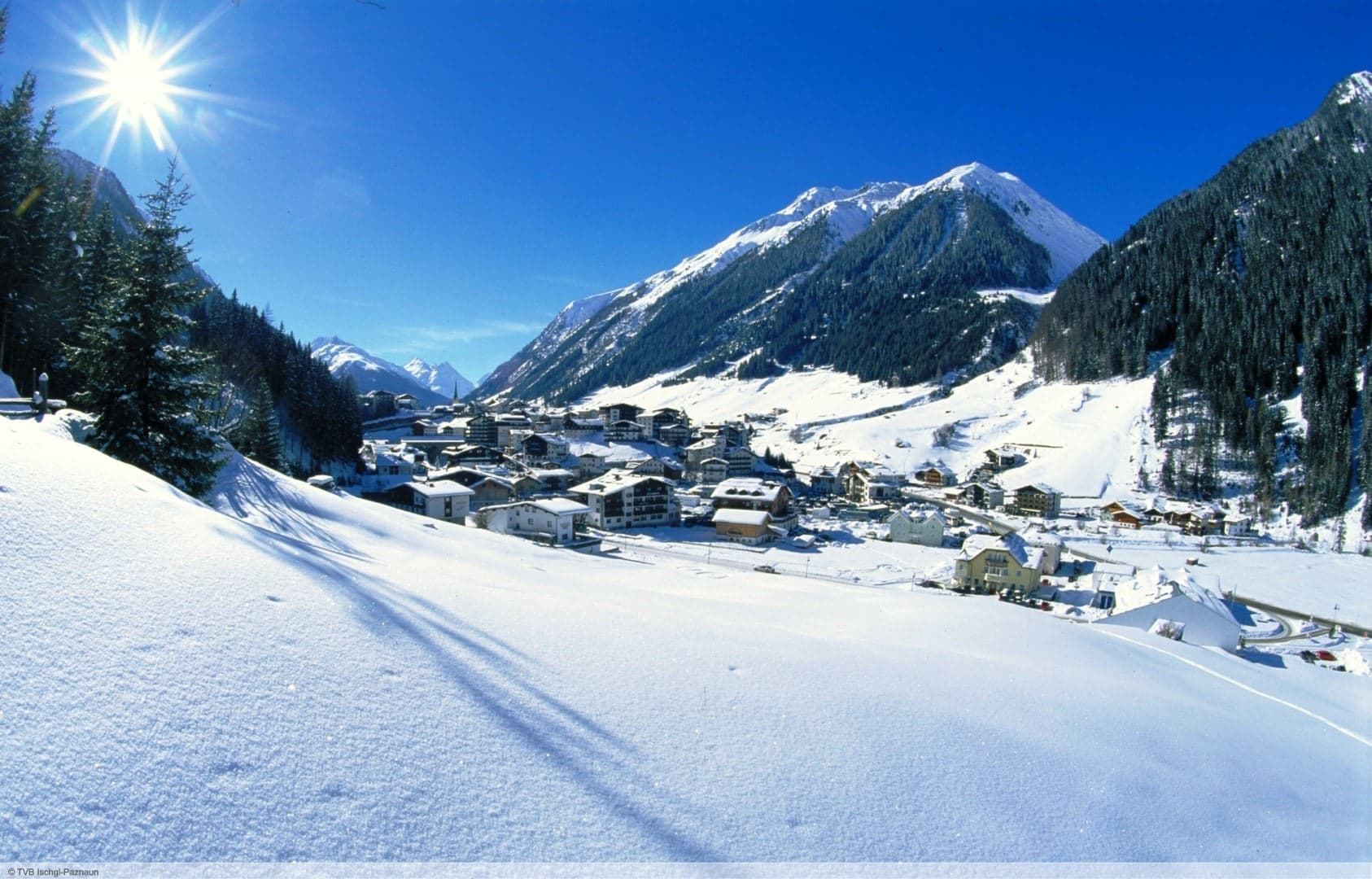 wintersport en aanbiedingen in Ischgl