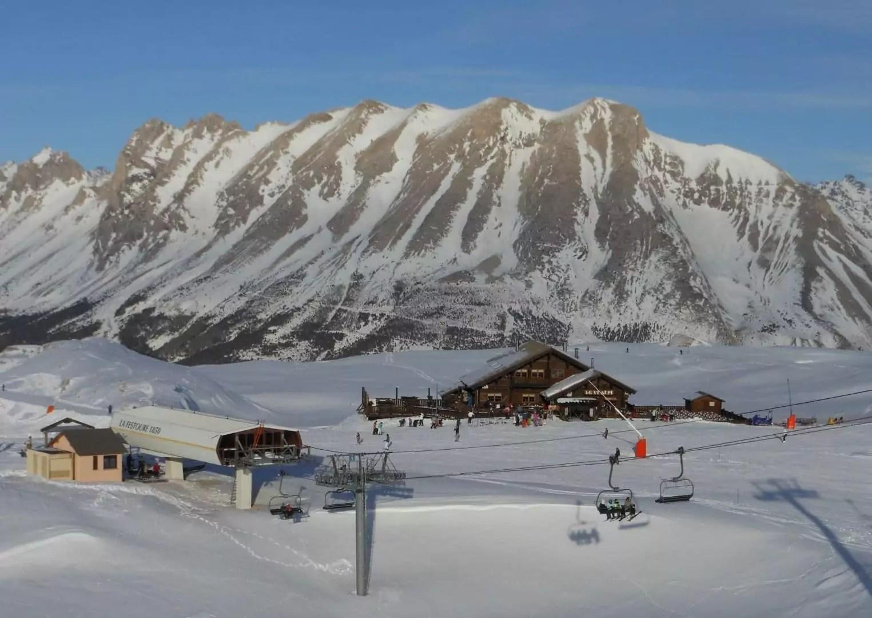 après-ski in SuperDévoluy