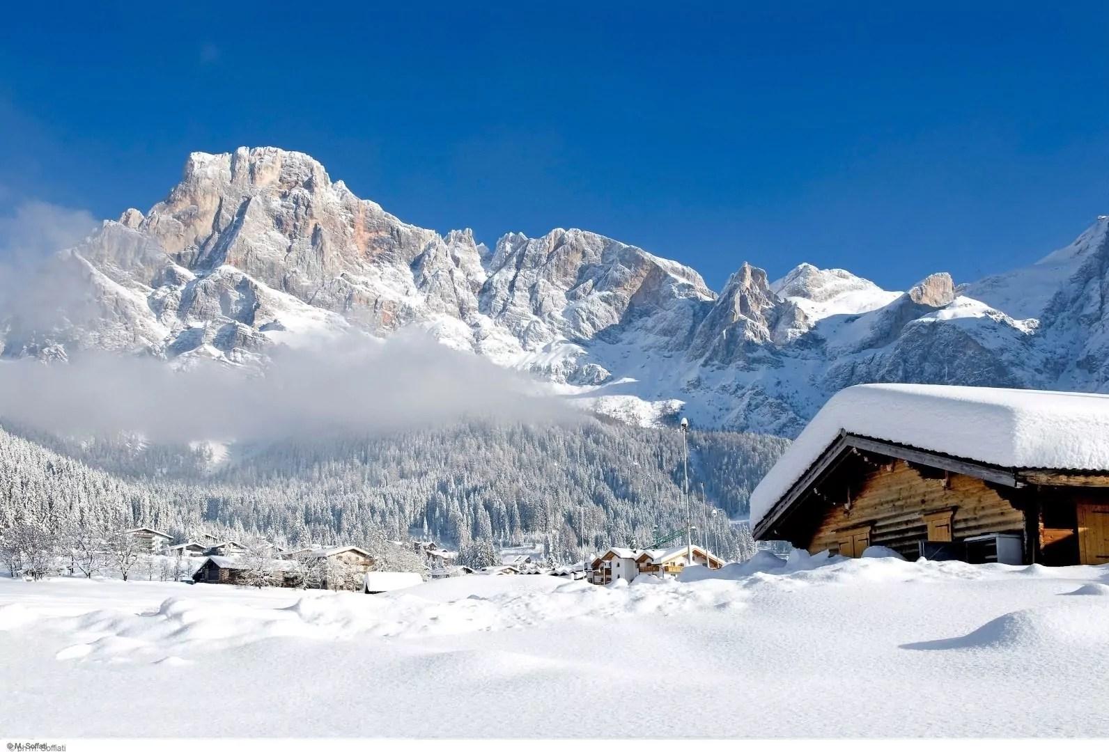 wintersport en aanbiedingen in San Martino di Castrozza