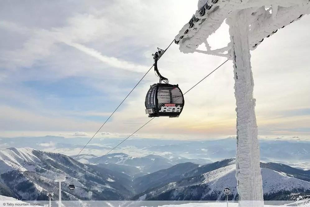 wintersport en aanbiedingen in Jasná (lage tatra)