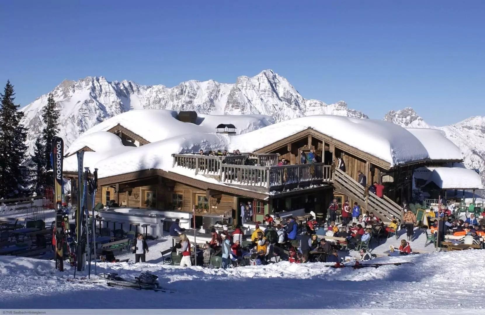 après-ski in Leogang