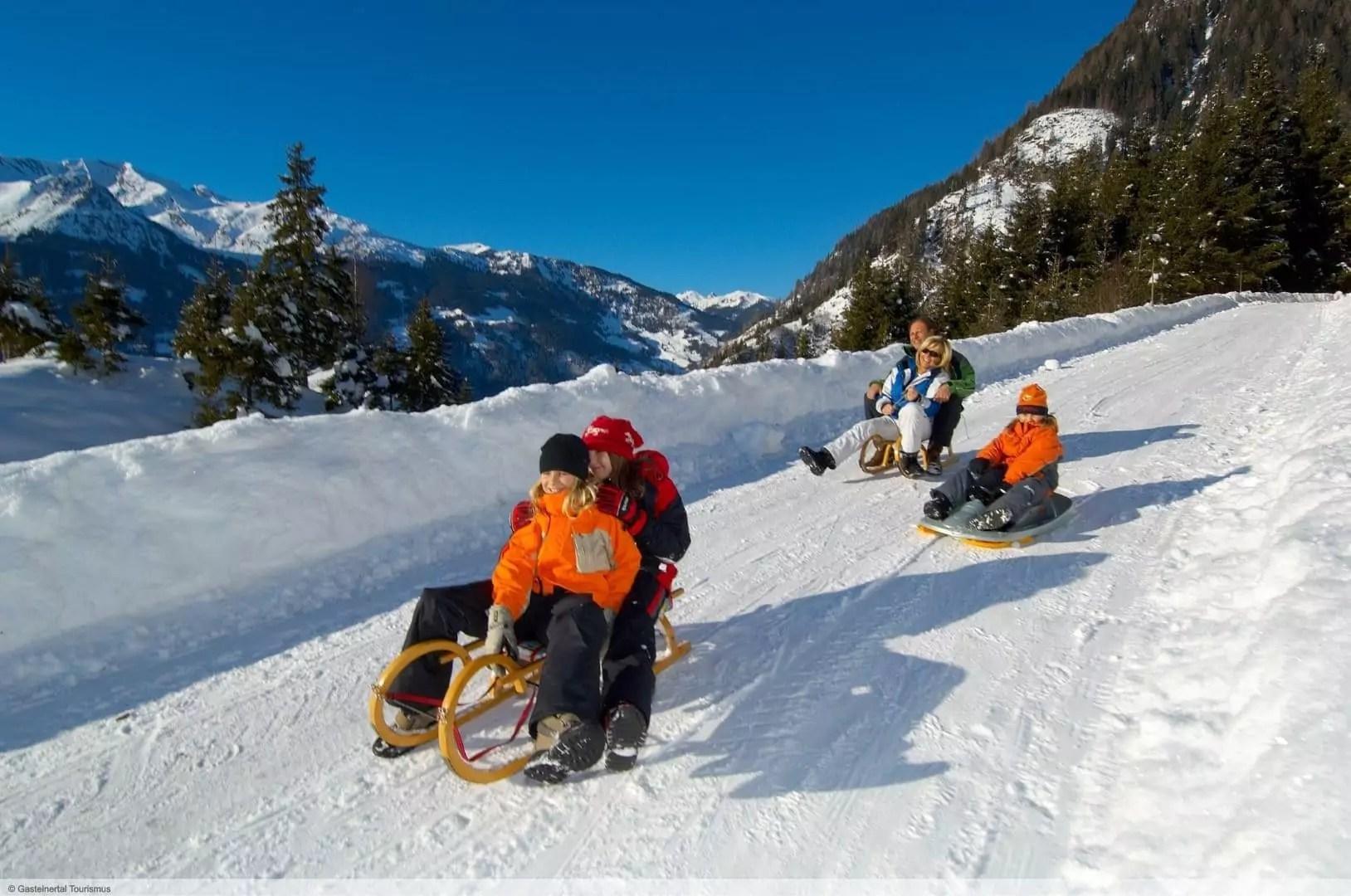 après-ski in Bad Gastein