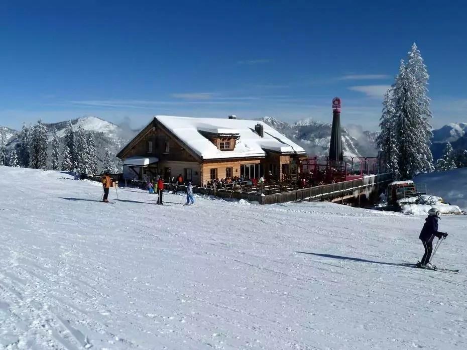 après-ski in Hallstatt