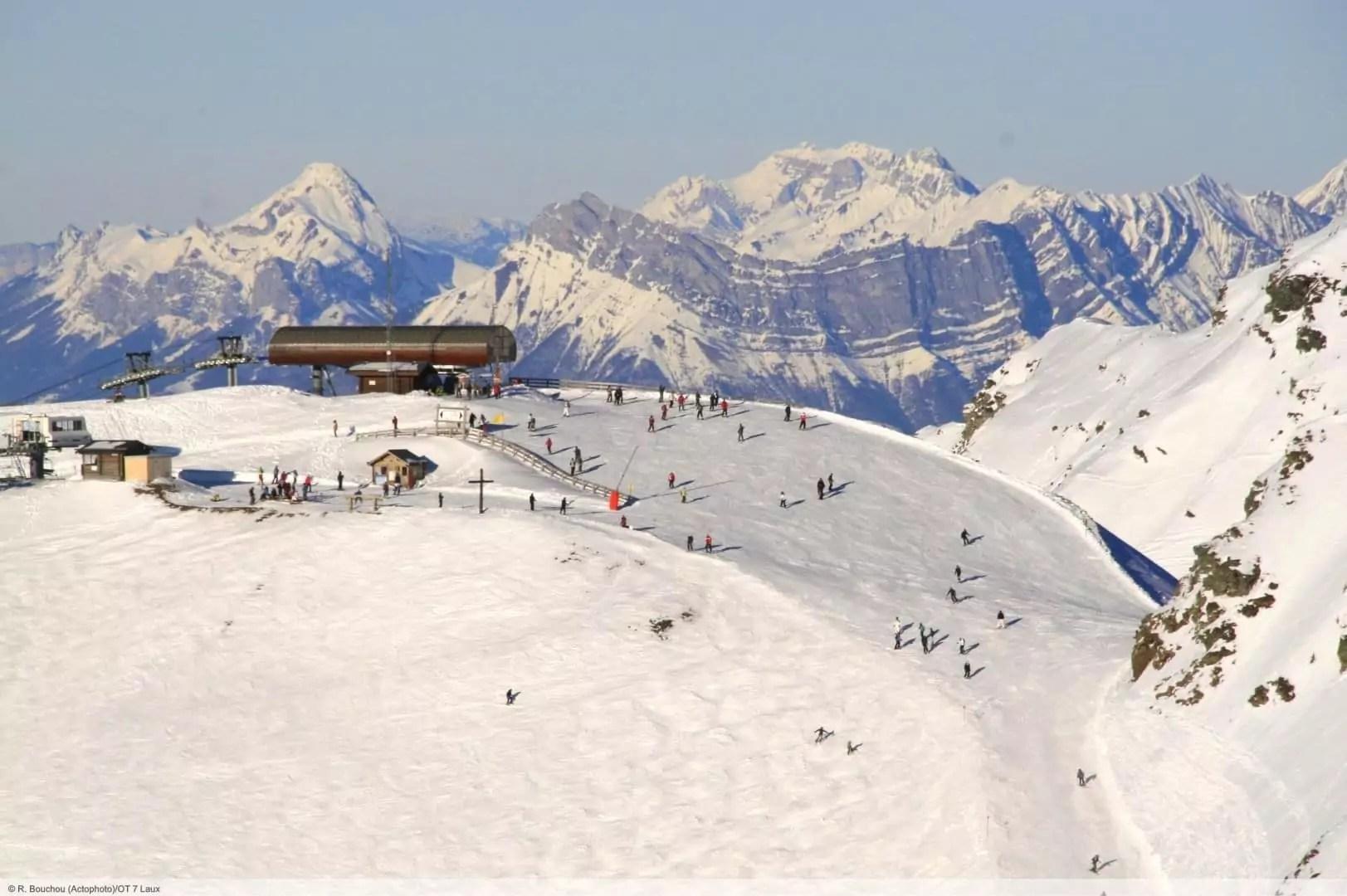 wintersport en aanbiedingen in Les 7 Laux (Prapoutel)