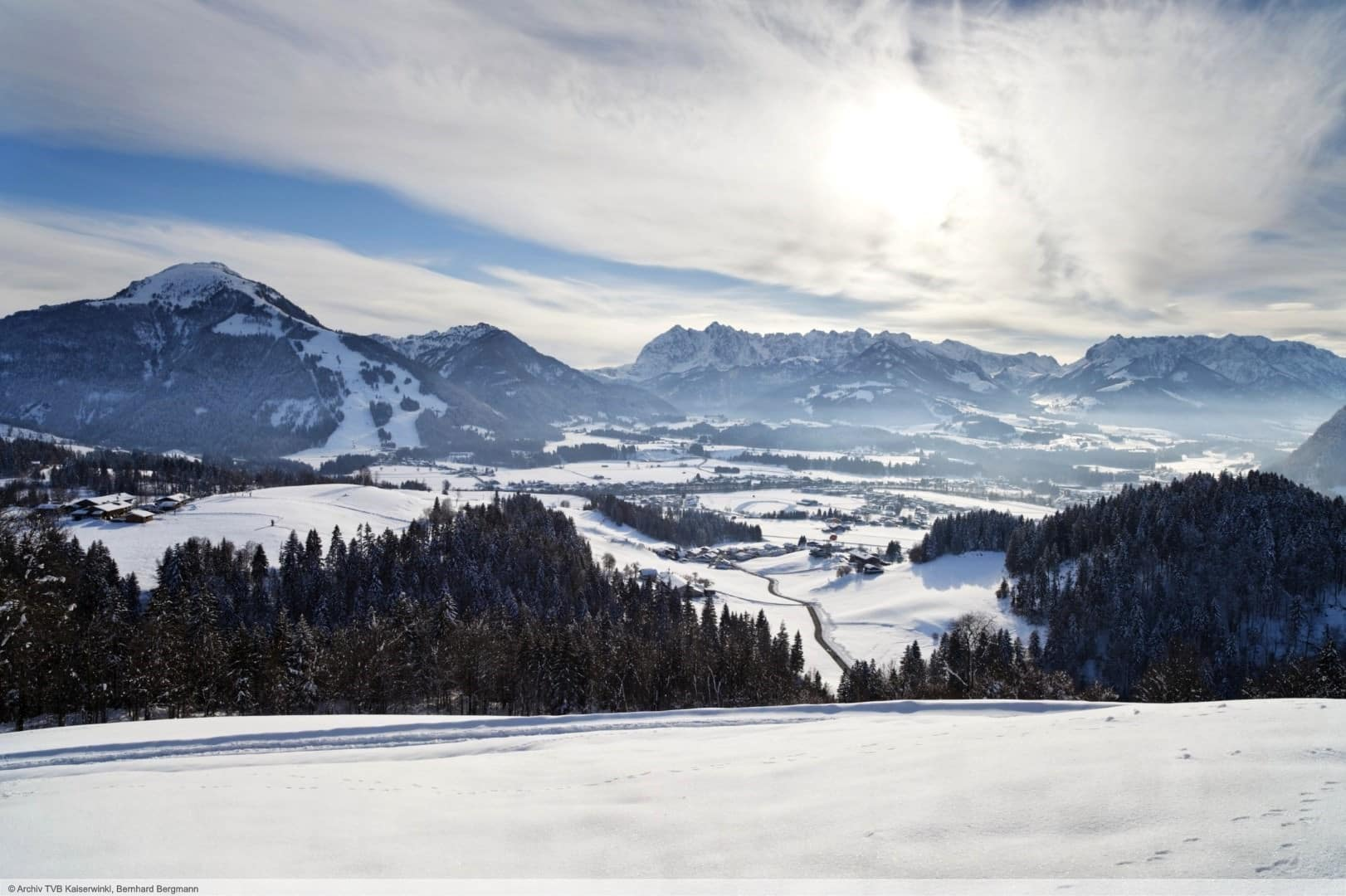 wintersport en aanbiedingen in Walchsee