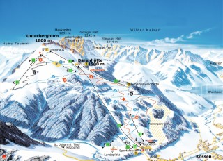 après-ski in Kössen