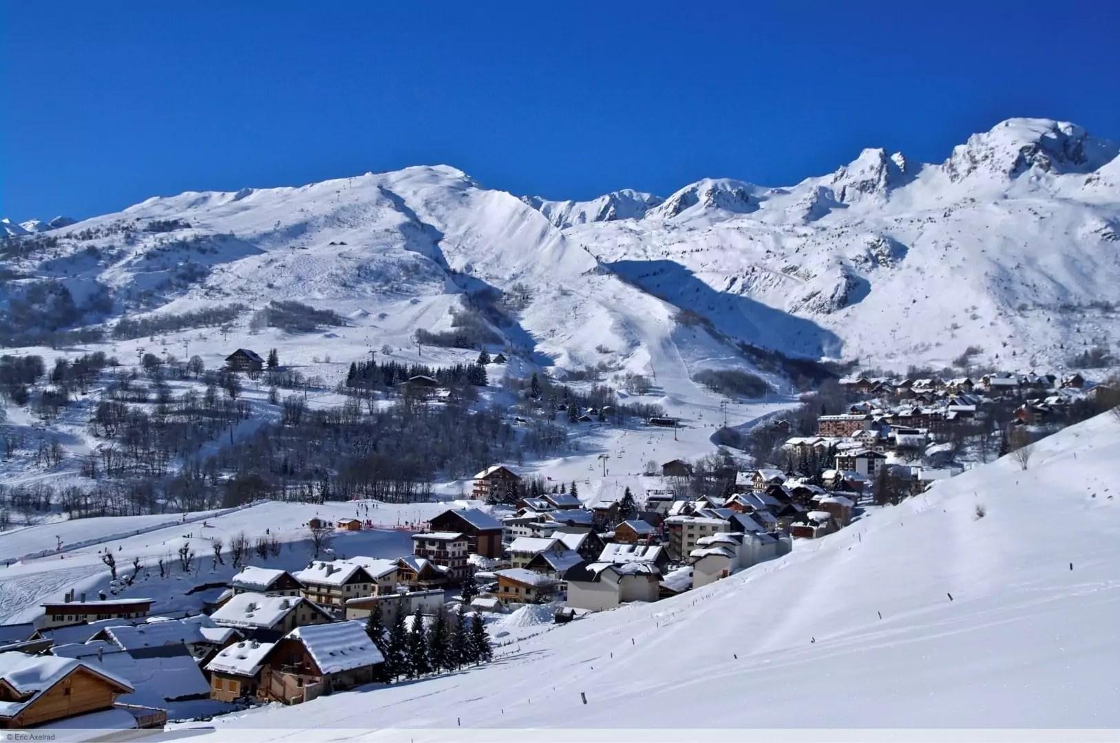 wintersport en aanbiedingen in Saint Sorlin (Les Sybelles)