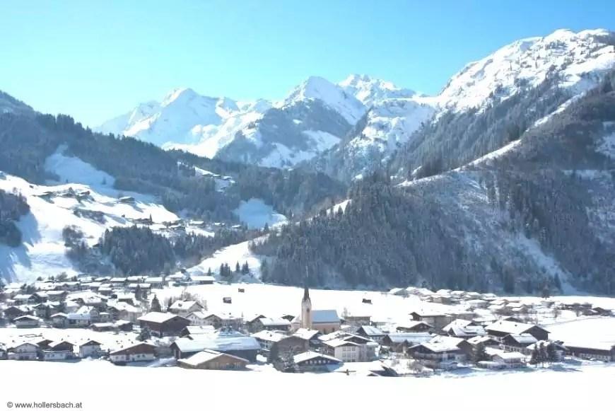 wintersport en aanbiedingen in Hollersbach