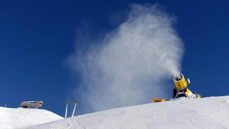 Milieubewust skiën