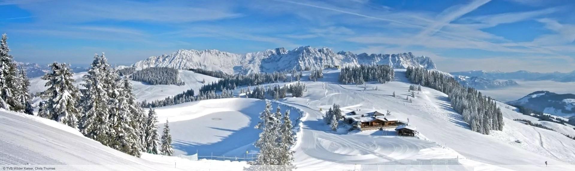 wintersport en aanbiedingen in Scheffau