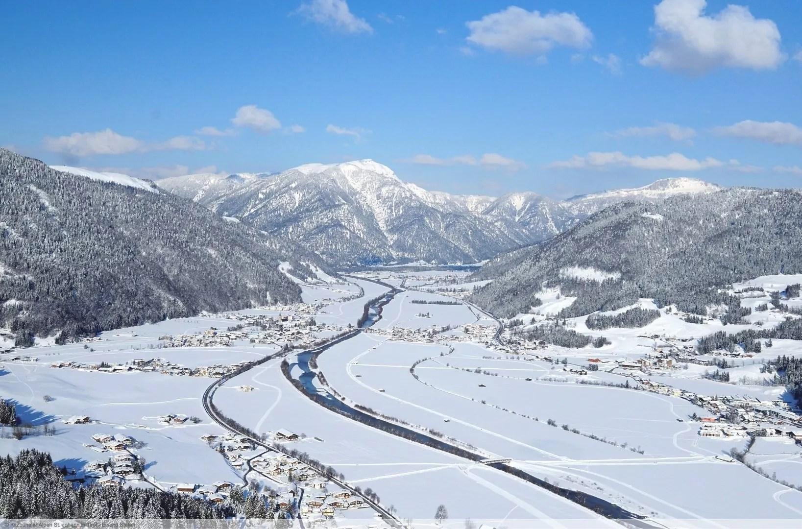 wintersport en aanbiedingen in St. Johann in Tirol