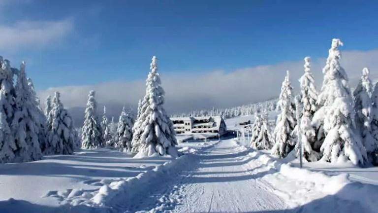 Last minute wintersport in Tsjechië
