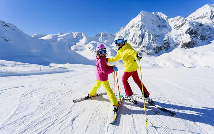 Wintersport met kinderen Gitschberg - Jochtal