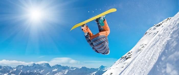 snowboarden en uitdagingen