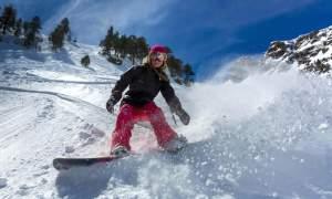 Wintersport Andorra
