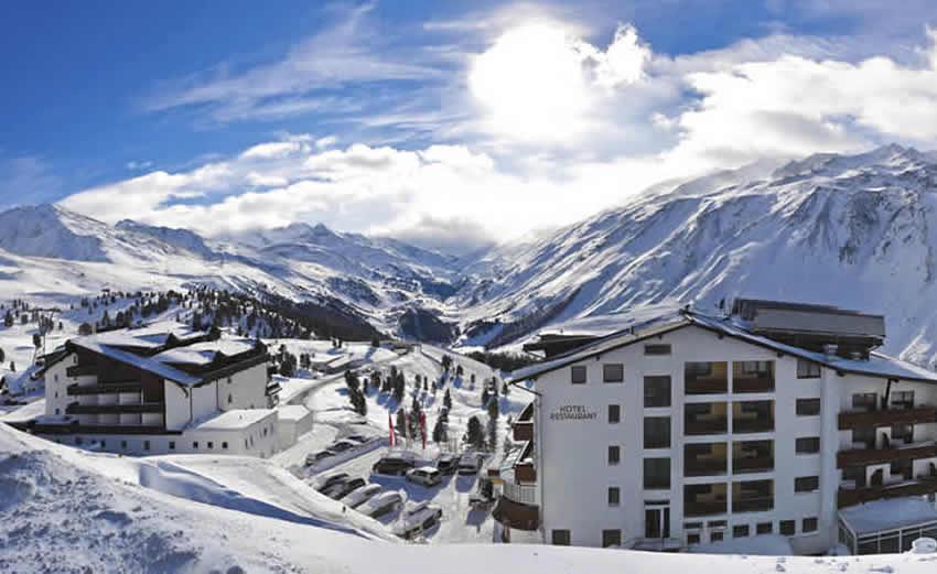 Hotels Wintersport