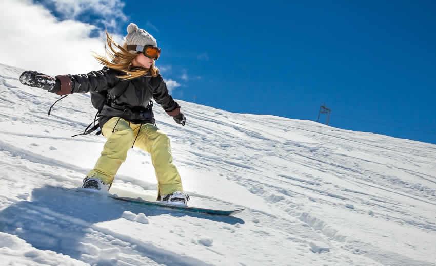 Wintersport Les Deux-Alpes
