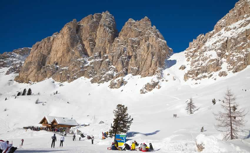 Wintersport Dolomiti Superski