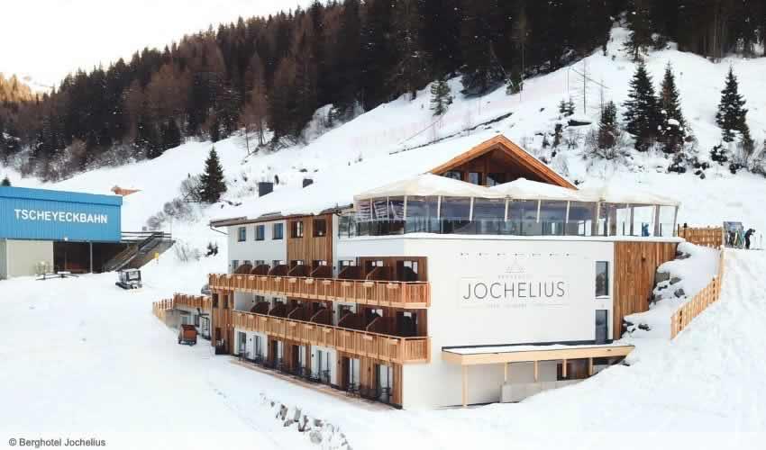 Hotel Jochelius Nauders