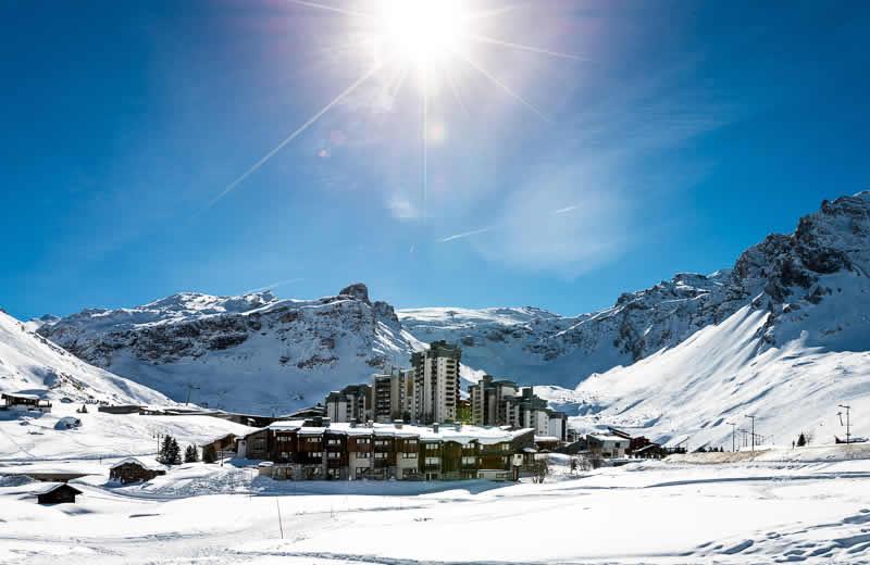 Wintersport Tignes