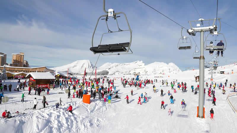 Skigebied Avoriaz