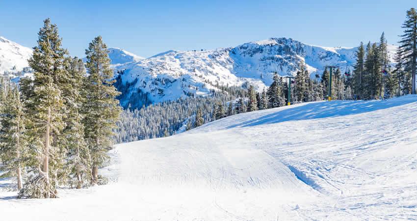 Duurzame wintersport