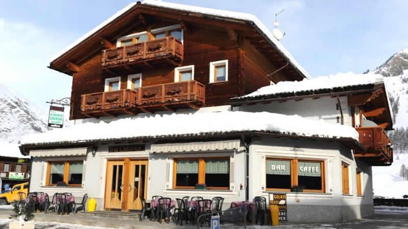 Hotel in Livigno