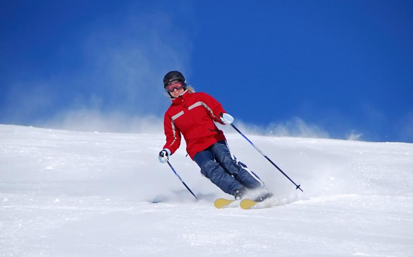 Wintersport Duitsland, oostenrijk, Zwitserland