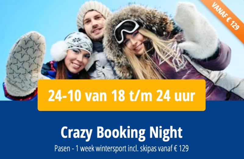 Wintersport met Pasen 2020