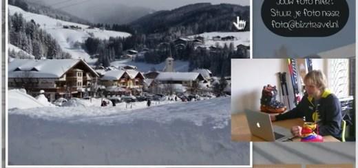 Hajo's wintersport videoweerbericht 25-12