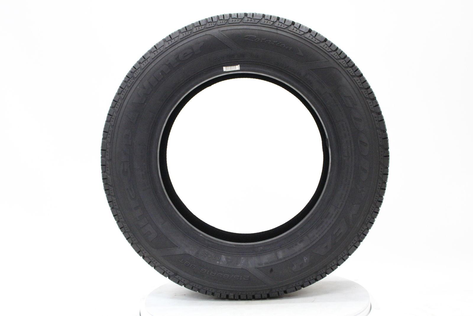 1 New Goodyear Ultra Grip Winter Tire - 195/60R15 - Winter ...