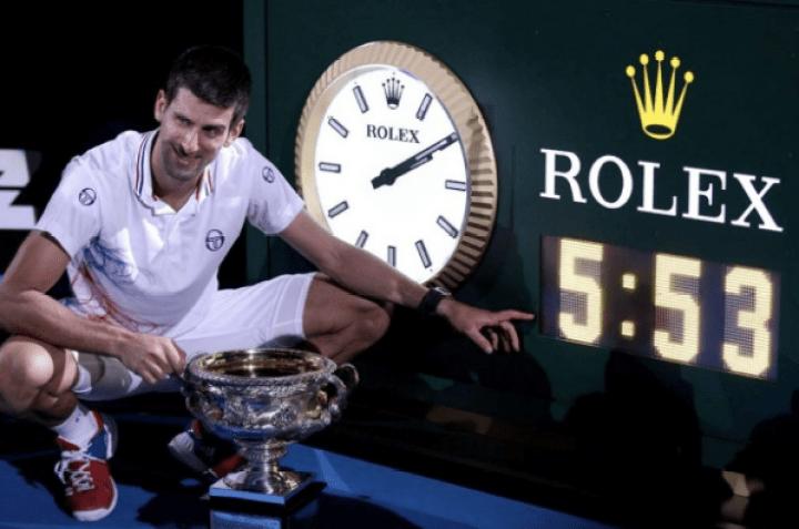 澳洲網球公開賽最長的一役