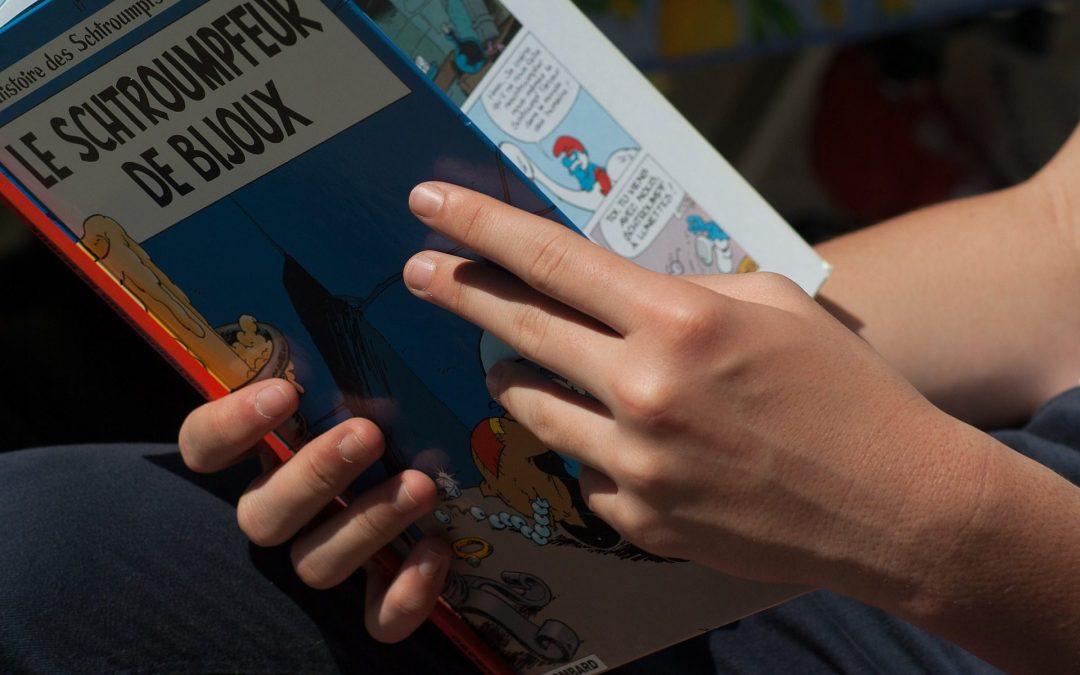 Picking a Platform: Graphic Novels