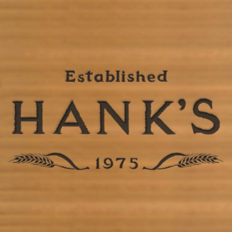 Hank's Logo