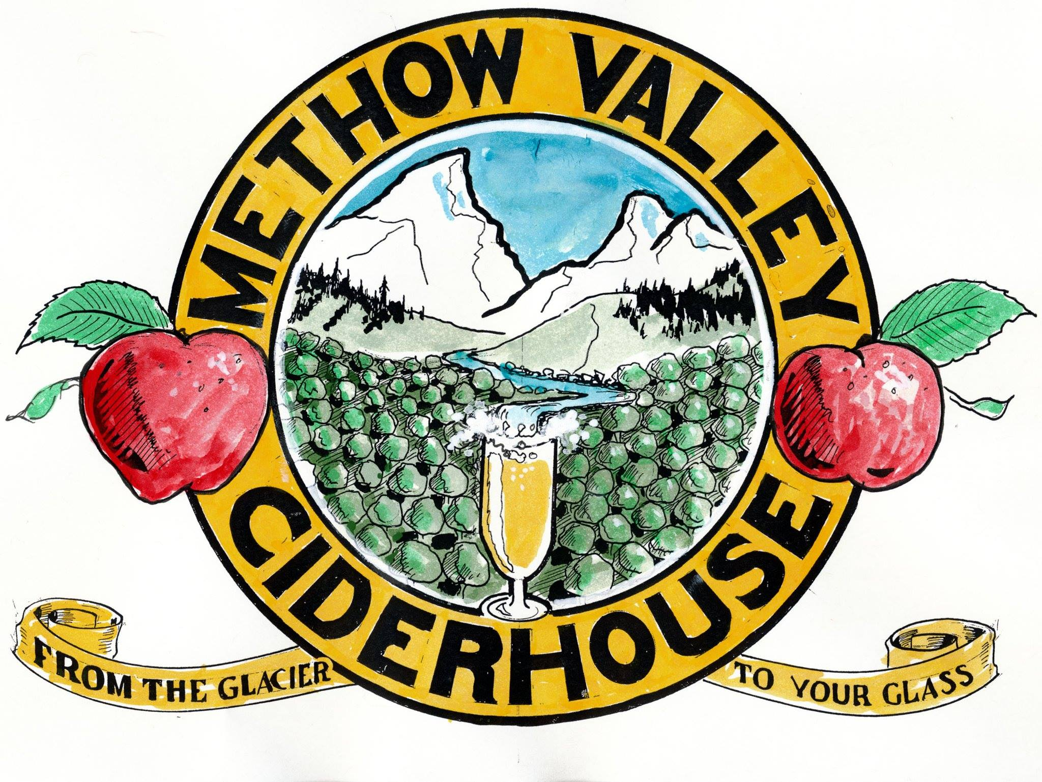 Methow Valley Ciderhouse Logo