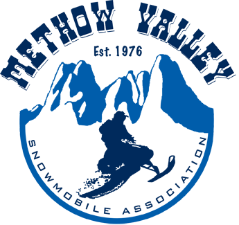 Methow Valley Snowmobile Association Logo
