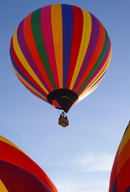 hot air balloon winthrop wa