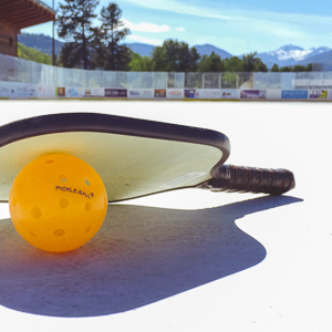 The town of Winthrop is home to the Winthrop Rink, an outdoor ice rink in the winter. The outdoor roller rink during the rest of the year that provides affordable pickleball courts.