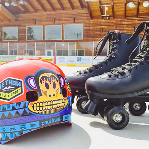 enjoy roller skating in winthrop washington