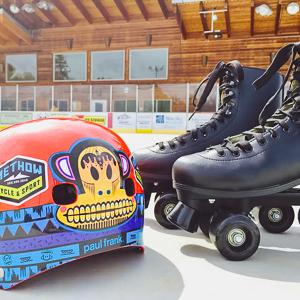 enjoy roller skating in winthrop washington