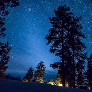 winthrop washington star gazing