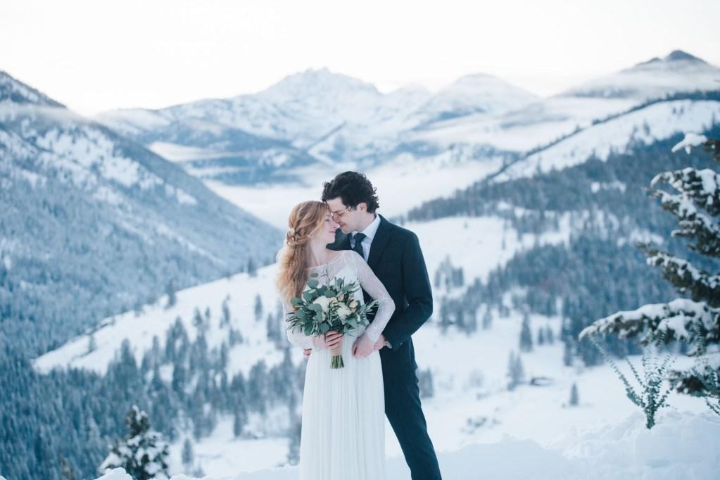 Sun Mountain Lodge Wedding Winthrop Washington Melissa Days Photography
