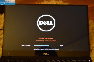 Firmware XPS 13 9350