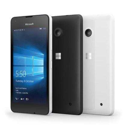 Firmware Update für dasMicrosoft Lumia 550