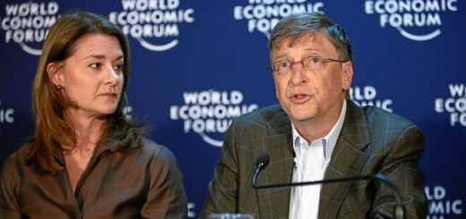 World Economic Forum - Bill Gates