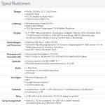 Nokia 6.2 - Spezifikationen