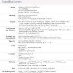 Nokia 7.2 - Spezifikationen
