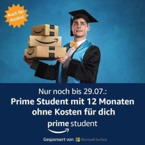 Amazon Prime Für Azubis