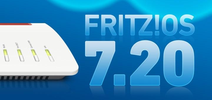 FritzOS 7.20